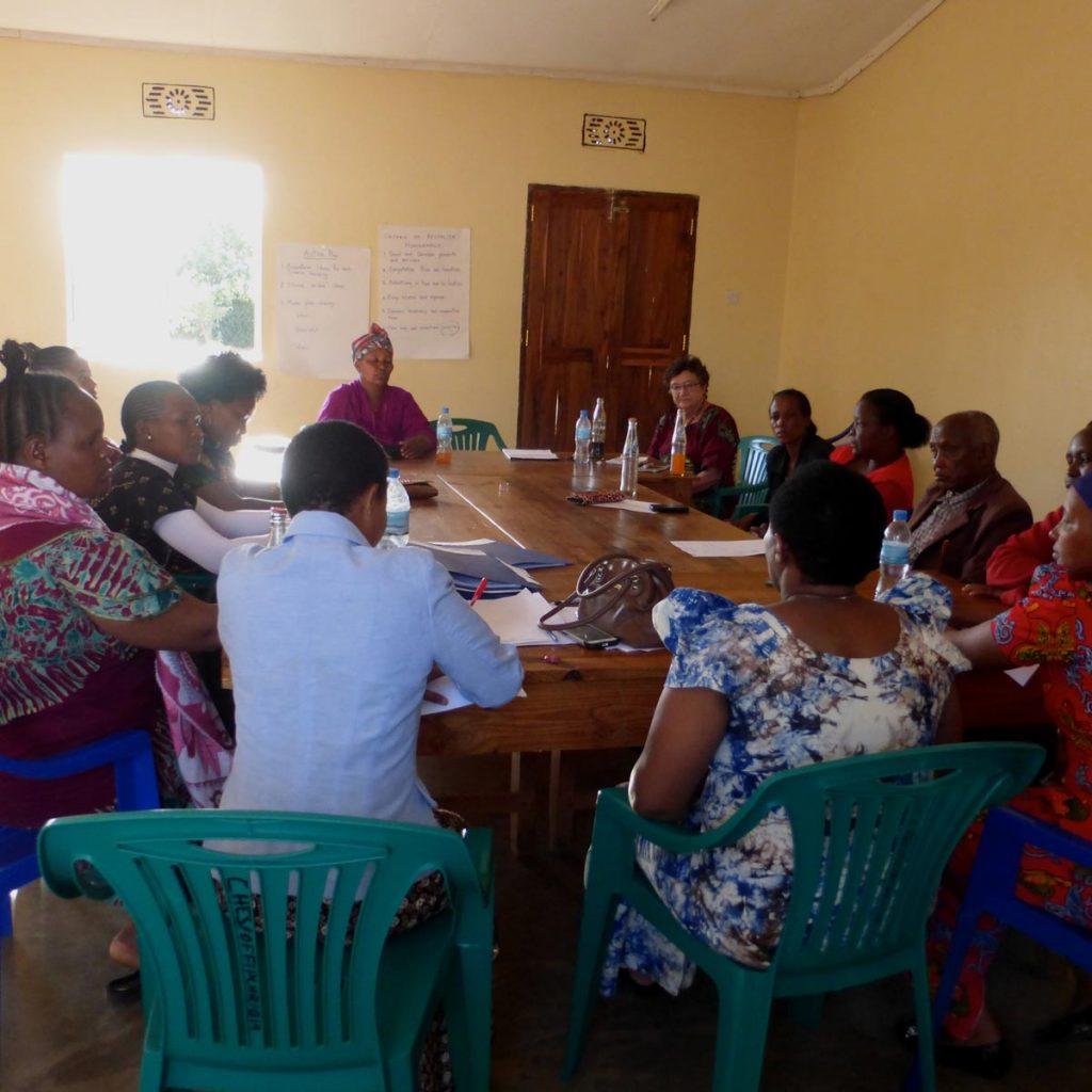 Tanzania - CHES Board Alumni meeting